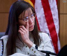 Jodi Arias murder trial: She can't recall stabbing former boyfriend 27 times Jodi Arias, Headline News, Keep Up, New Woman, Trials, Celebrity News, Boyfriend, Celebrities, Cases
