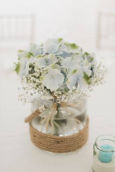 So divine.simple, uncomplicated but oh so perfect! Wedding table flowers perfect for a marquee wedding. Marquee Hire, Marquee Wedding, Devon And Cornwall, Wedding Table Flowers, Centrepieces, Exeter, Hanging Baskets, Somerset, Plymouth