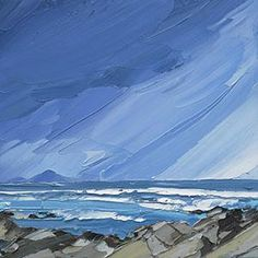 Seascape, Matthew Snowden, Thackeray Gallery