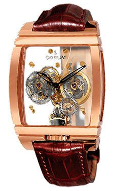 Corum Golden Tourbillon Panoramique  (Style No: 382.850.55/0F02 0000) from SwissLuxury.Com