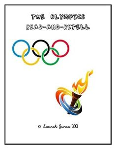 This product was designed to teach my ESOL students about the Olympics from ancient to modern times. Includes a little information about the 2012 O...