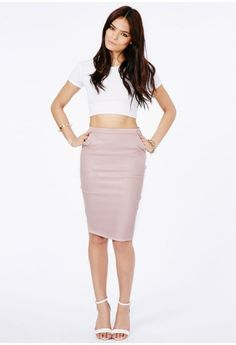 Purchasing the Perfect Full Figure Pencil Skirt | HOMAOI ...