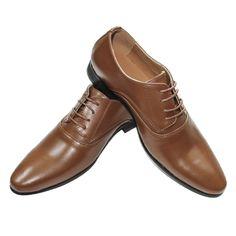 Joel Lace Up Dress Shoes
