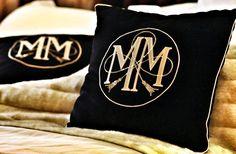 Glamour pillows