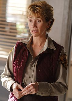Kathy Baker  as Rose Gammon (police officer) in Jesse Stone:Thin Ice.