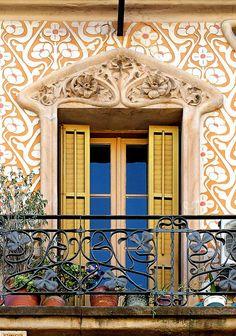 Barcelona - Bailèn 211 b 1 | Barcelona. Modernisme.