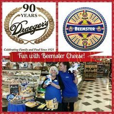 @BeemsterUS #cheese #takeover Draeger's Menlo Park!