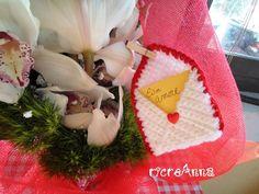 letter crocheted lettera d'amore a crochet