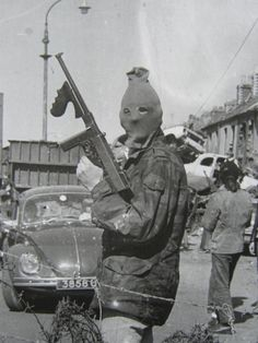War in Ireland, 1970s