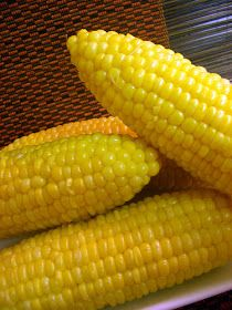 Tricks of the Mommy Trade: Quick Yummy Corn!