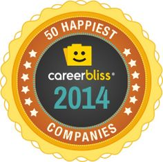 CareerBliss is here to help you find a happier job in 2014! The 50 Happiest Companies in America is an annual awards list of the companies that keep their...
