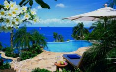 Sexiest Power Couple Resort- Little Dix Bay- Virgin Gorda