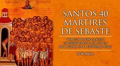 Hoy la Iglesia celebra a los 40 mártires de Sebaste, sostenidos por la fe de una madre