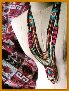 Ethnic Jewelry ~ My Tribe