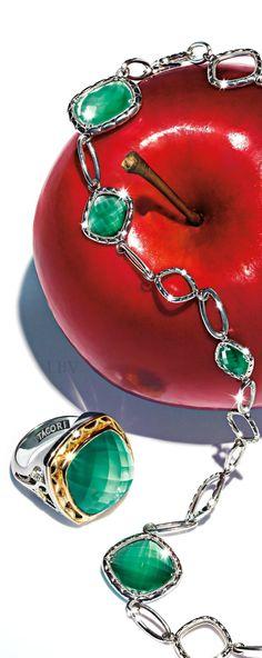 Green Tacori Jewellery