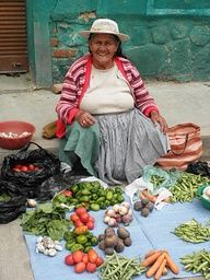 Missioner Catherine gives us a photo tour of the food vendors in Bolivia. You won't see some of this stuff in the U.S.!