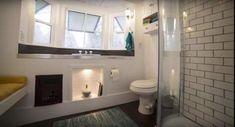 La bella casa diminuta de Patrick Romero se encuentra en Sandy, Utah