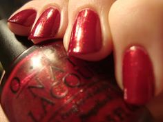 OPI Smitten With Mittens *click for more*