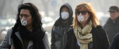 China: Beijing& pollution levels rise so high commuters can hardly see (PHOTOS) Western U, Breathe, Its Time To Stop, Changsha, Travel Checklist, Air Pollution, What To Pack, Ultimate Travel, Capital City