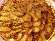 Svätoštefanské prekladané zemiaky (fotorecept) - Recept
