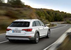Audi A4 allroad quattro | Heldth