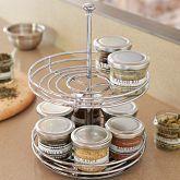 Spice Organizer | Williams-Sonoma $29.95 Also good for craft supplies or cosmetics.