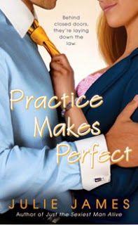 La Biblioteca de Aurora: Julie James: Practice Makes Perfect