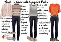 What to Wear with Leopard Print Shoes - Inside Out Style