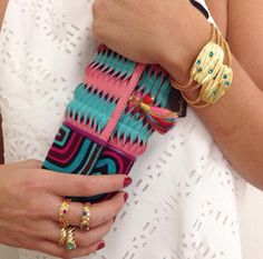 Vargara Collection - Pajarolimon Bangles, Bracelets, Bracelet Designs, Alex And Ani Charms, South America, Jewels, Collection, Fashion, Moda