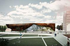 helsinki library playa architects - Google'da Ara