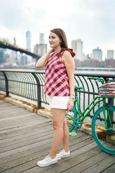 Bike Rides on the Brooklyn Bridge