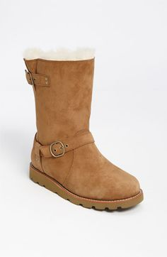UGG® Australia 'Noira' Boot available at #Nordstrom Love UGGs I have to admit.