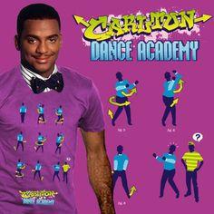 Carlton regresa con nuevos pasos de baile