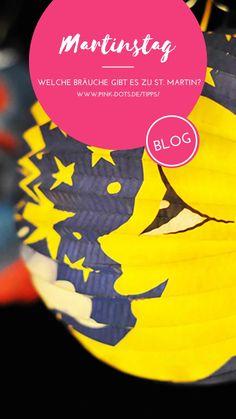 Schöne Bräuche und Unternehmungen zum Martinstag für dich und die Kids warten auf dich - schau mal auf unseren Blog und lass dich inspirieren! Superhero Logos, Dots, Movie Posters, Pink, Blog, Kustom, Paper Lanterns, Waiting, Things To Do