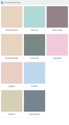 Find your paint colors here. Behr Paint Colors, Paint Color Palettes, Interior Paint Colors, Wall Colors, Mammoth Mountain, Morning Sky, Raspberry Smoothie, Peony, Colors