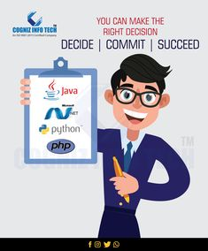 Cogniz Info Tech is one of the best Software Solution Company. CognizInfoTech developing and creating customized software to help individuals & organization. Software Development, Java, Python, Coding, Technology, Tech, Tecnologia, Programming