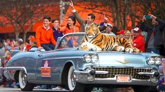 Clemson fans celebrate first national title since 1981