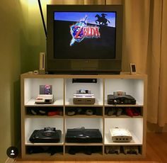 healthy living at home sacramento california jobs opportunities Video Game Organization, Video Game Storage, Console Storage, Bar Console, Gaming Room Setup, Gaming Desk, Game Room Bar, Video Game Rooms, Game Room Design