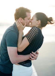 Nurit and Adam Malibu Engagement