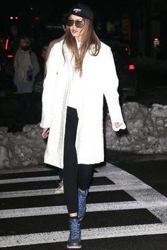 cdc2345e988 Gigi Hadid Style New York City March 16