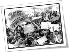 Línguas Inglesas – Anglikans, Afrikaans, Soweto e Apartheid