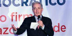 Expresidente, Álvaro Uribe. #CeroGarantias #CeroGarantias  #CeroGarantias #CeroGarantias #CeroGarantias  #CeroGarantias  #CeroGarantias #CeroGarantias  #CeroGarantias