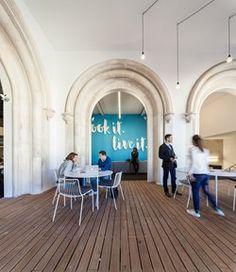 Uniplaces HQ, Lisbonne, 2016 - PARALELO ZERO Architecture
