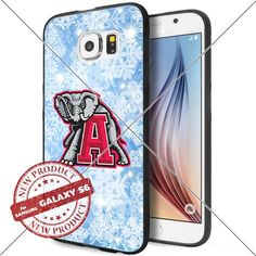 Case Alabama Crimson Tide Logo NCAA Gadget 1004 Samsung Galaxy S6 Black Case Smartphone Case Cover Collector TPU Rubber original by Lucky Case [Snow] Lucky_case26 http://www.amazon.com/dp/B017X1400E/ref=cm_sw_r_pi_dp_5dRswb0KCTH4P