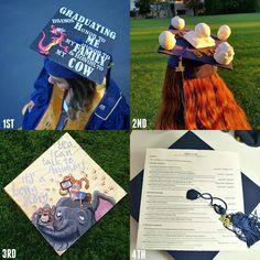 See all of the entries in the 2016 Grad Cap contest at https://www.facebook.com/UCDavis/photos/?tab=album&album_id=10157019467835215