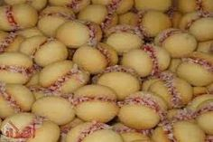 jam filled eid cookies, Sudan..love these