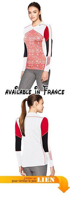 B06XH28M73 : Helly Hansen Women's HH Lifa Merino T-shirt Collant - AW17 - XL.