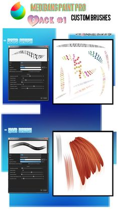 Medibang Custom Brushes_pack 1 by euphoriadOll on DeviantArt Digital Painting Tutorials, Digital Art Tutorial, Art Tutorials, Drawing Techniques, Drawing Tips, Drawing Reference, Comic Tutorial, Drawing Tablet, You Draw