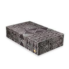 Mud Cloth Box - Large