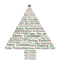 maka: Buon Natale nel mondo
